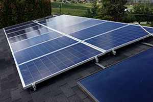 Solar Power for your Home or Commercial Building.