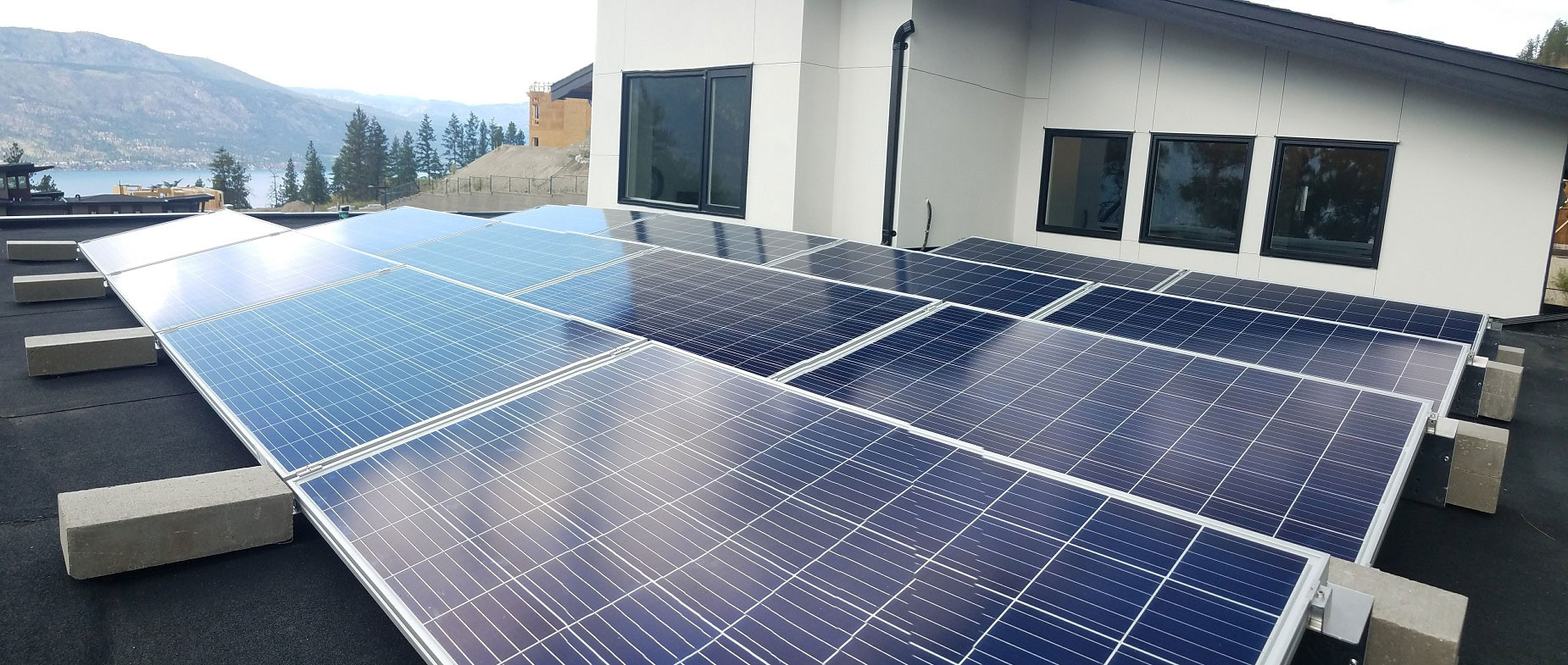 Okanagan Solar offers a lot of potential savings to homesowners, no matter the size of your property.